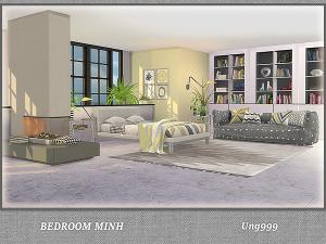 Спальни, кровати (модерн) - Страница 5 Uten_507