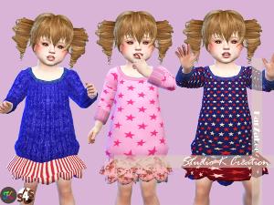 Для тоддлеров (платья, туники, комлекты с юбками)   Uten_528