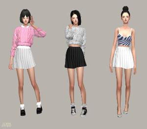 Повседневная одежда (юбки, брюки, шорты) - Страница 3 Uten_635