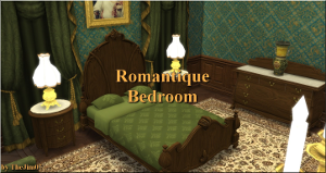 Спальни, кровати (антиквариат, винтаж, средневековье) Uten_660