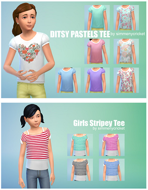 Для детей (топы, рубашки, свитера) - Страница 3 Uten_675