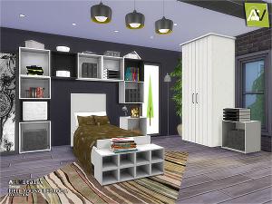 Комнаты для детей и подростков      - Страница 3 Uten_689