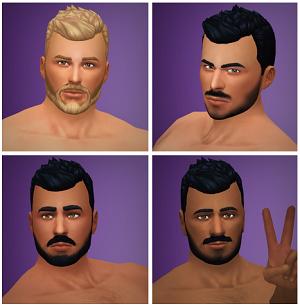 Борода, щетина - Страница 2 Uten_690