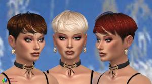 Женские прически (короткие волосы) - Страница 9 Uten_725