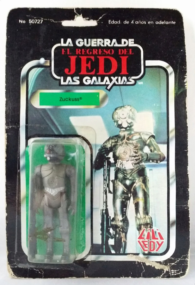 FS: Carded Meccano Ree Yees and Ledy Zuckuss 16676811