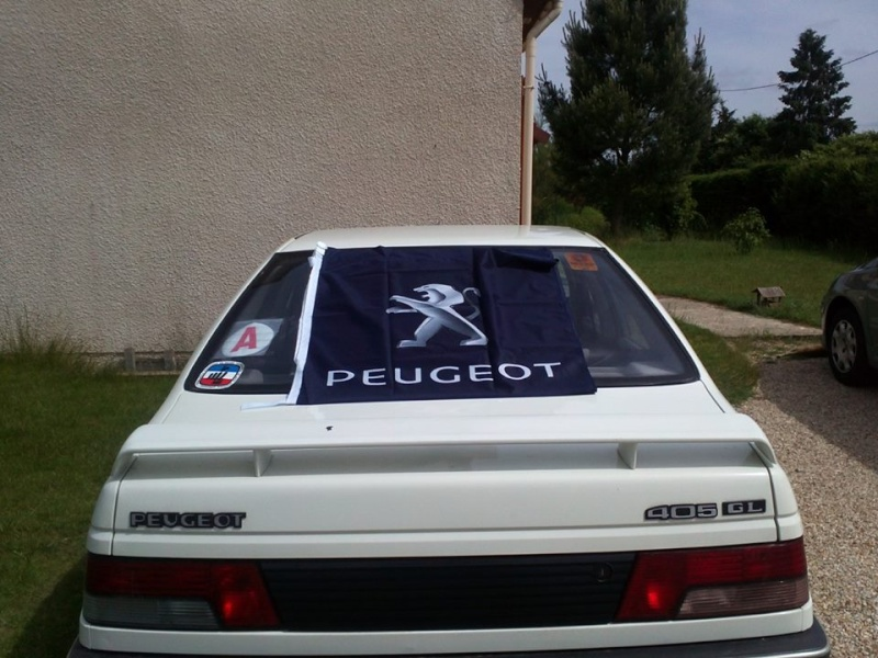 [GL + Husky-28] Peugeot 405 GL et Husky et autre discussion - Page 5 10047510