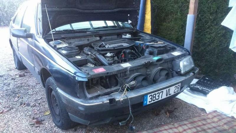 [GL + Husky-28] Peugeot 405 GL et Husky et autre discussion - Page 21 14947511