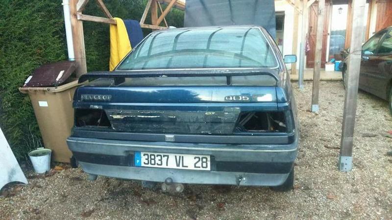 [GL + Husky-28] Peugeot 405 GL et Husky et autre discussion - Page 21 14962711
