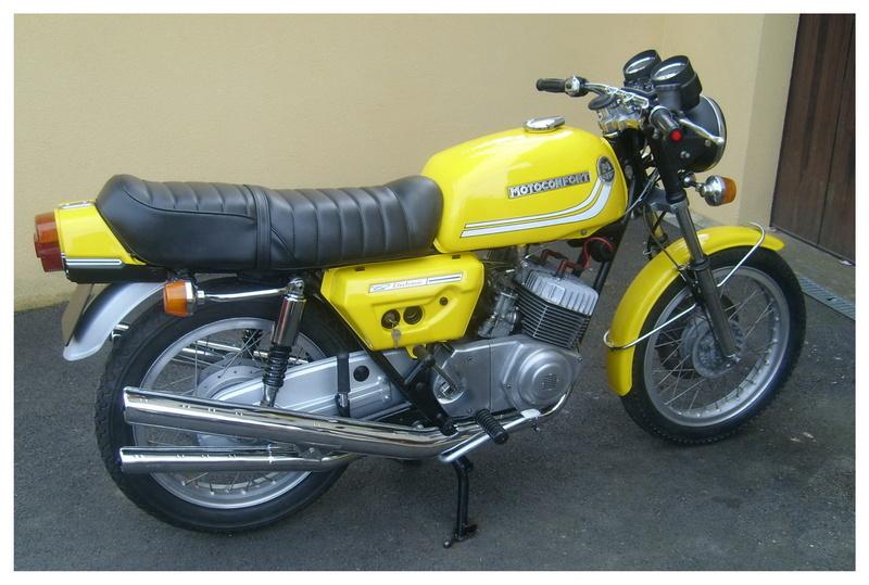 Restauration d'une 350 Motoconfort Sl272311