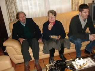 galette des rois à Calais le 7 janvier 2017 Guilai15