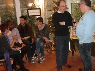 galette des rois à Calais le 7 janvier 2017 Guilai21