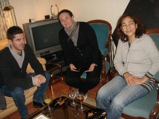galette des rois à Calais le 7 janvier 2017 Guilai27