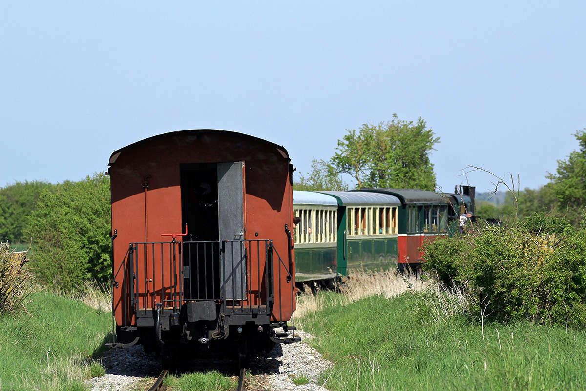 Trains du Chemin de Fer de la Baie de Somme. Img_7010