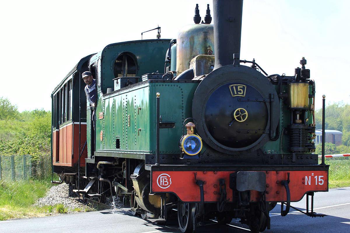 Trains du Chemin de Fer de la Baie de Somme. Img_7012