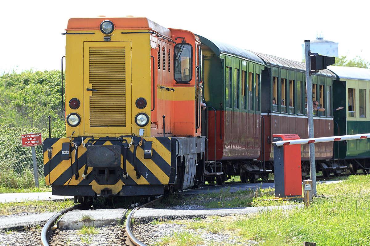 Trains du Chemin de Fer de la Baie de Somme. Img_7017