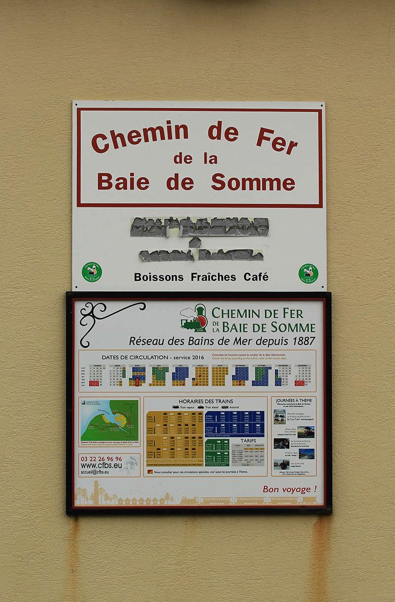 Trains du Chemin de Fer de la Baie de Somme. Img_7110