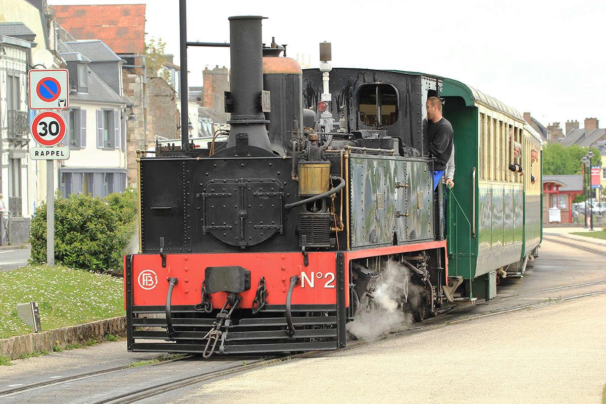 Trains du Chemin de Fer de la Baie de Somme. Img_7113