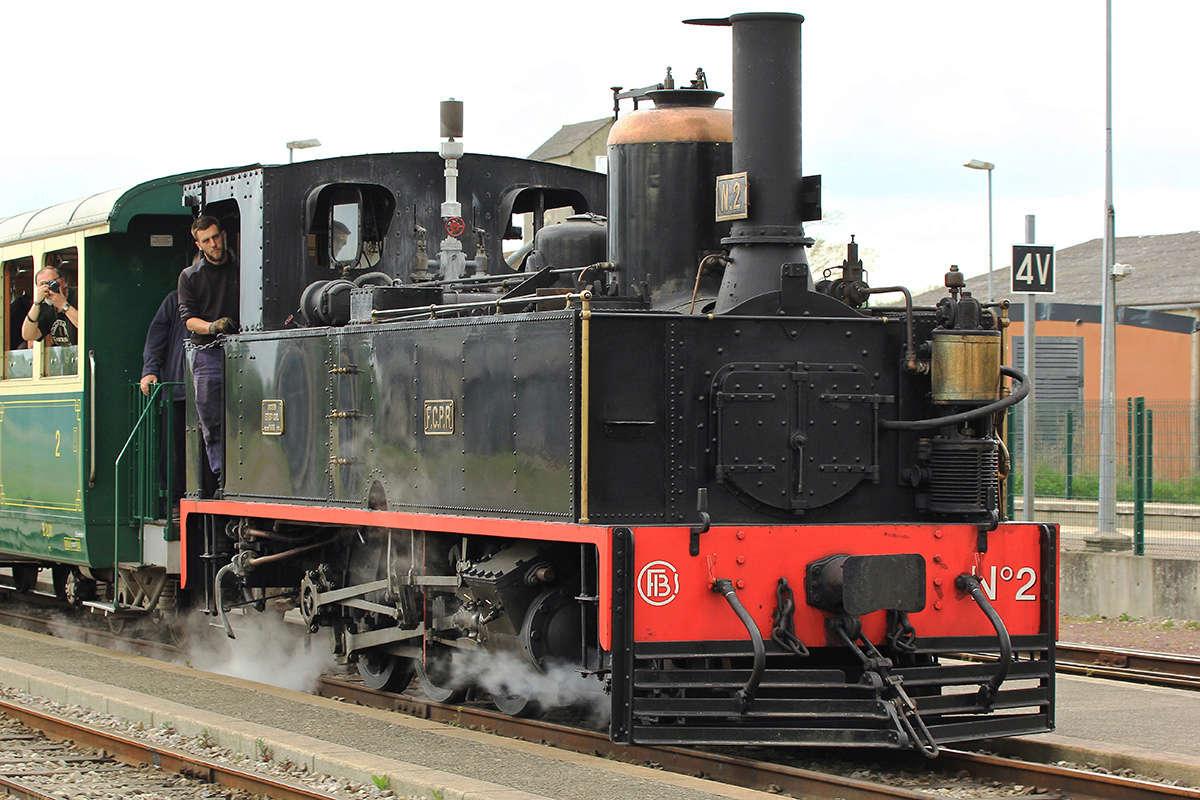 Trains du Chemin de Fer de la Baie de Somme. Img_7118