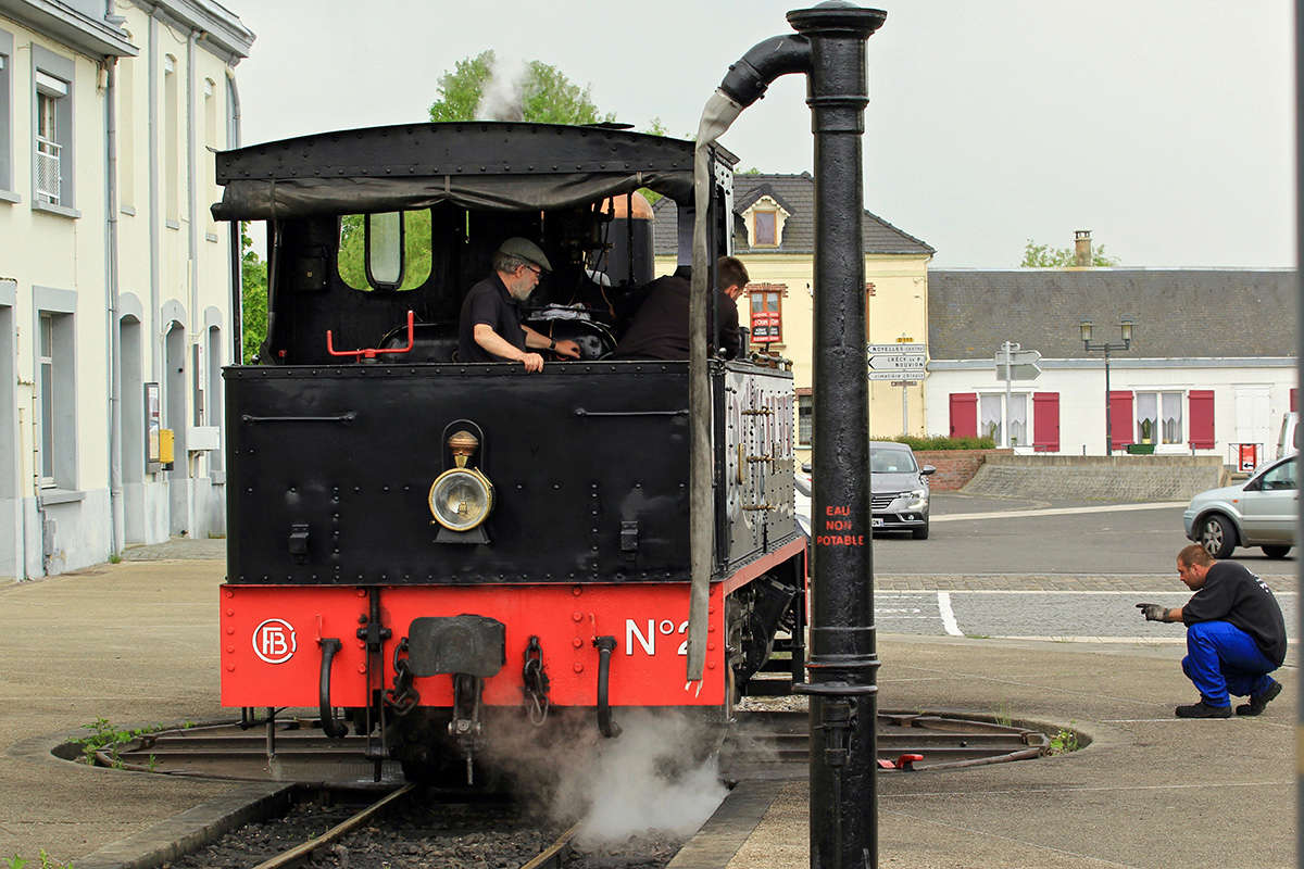 Trains du Chemin de Fer de la Baie de Somme. - Page 2 Img_7121