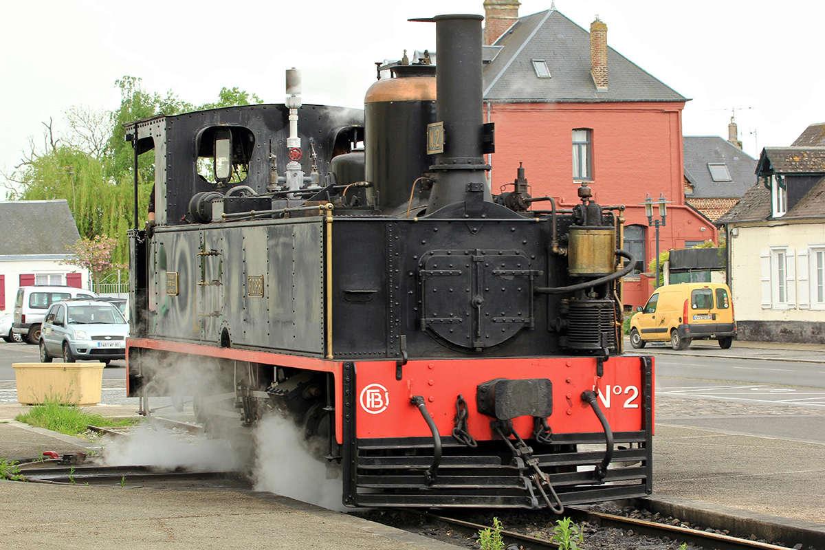 Trains du Chemin de Fer de la Baie de Somme. - Page 2 Img_7122