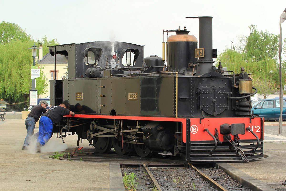 Trains du Chemin de Fer de la Baie de Somme. - Page 2 Img_7123