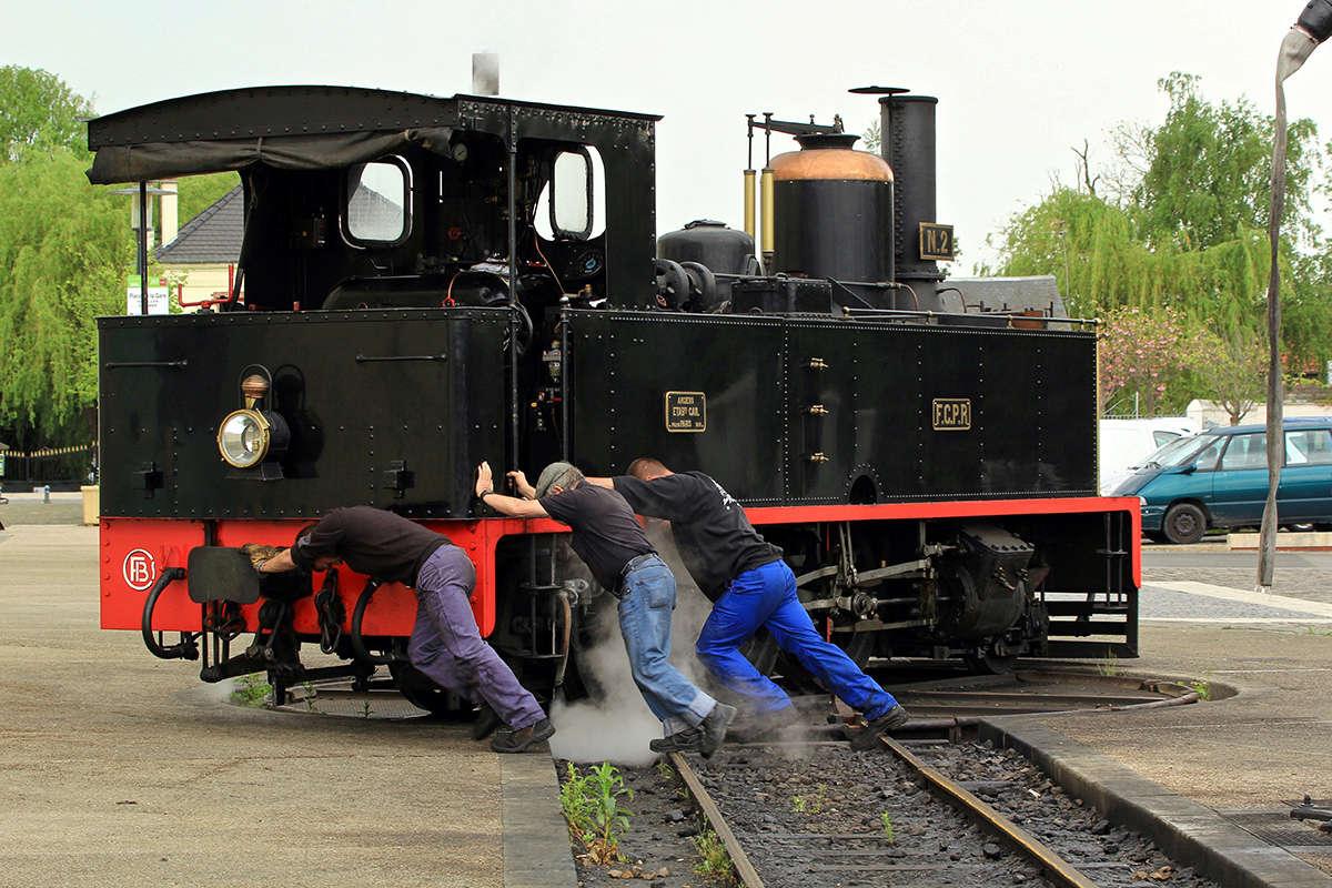 Trains du Chemin de Fer de la Baie de Somme. - Page 2 Img_7124