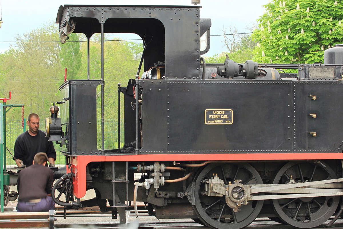 Trains du Chemin de Fer de la Baie de Somme. - Page 2 Img_7125