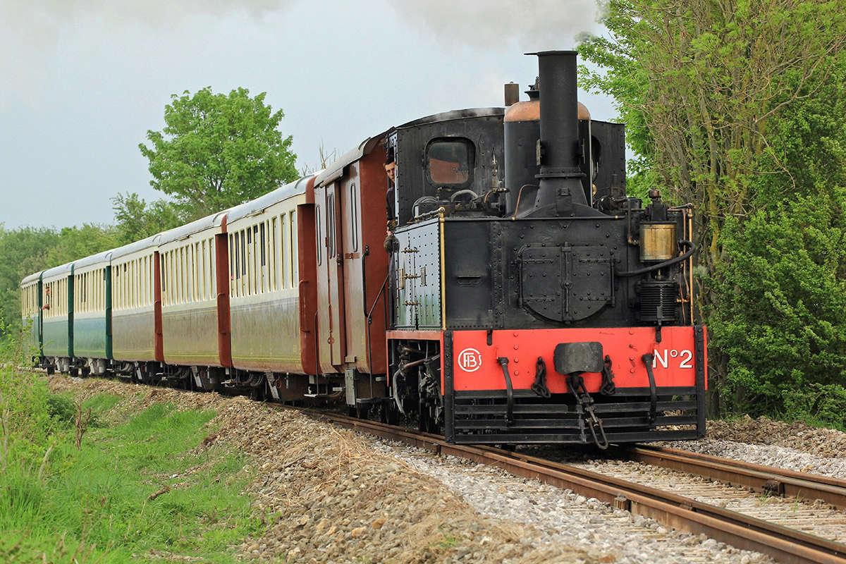 Trains du Chemin de Fer de la Baie de Somme. - Page 2 Img_7129