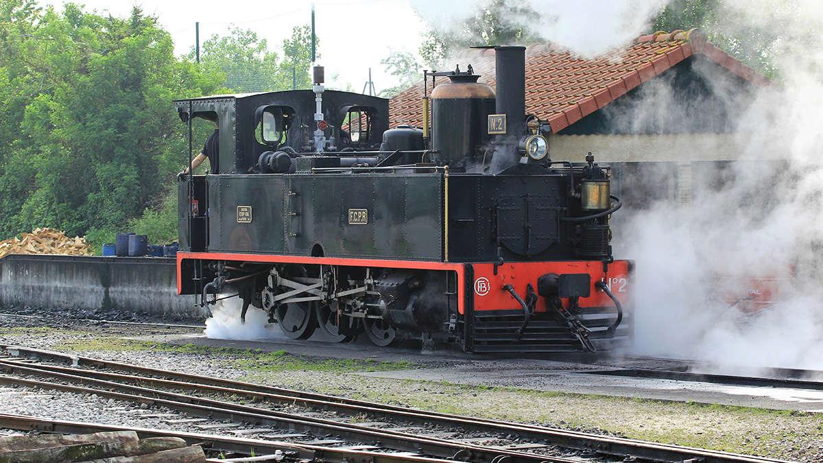 Trains du Chemin de Fer de la Baie de Somme. - Page 2 Img_7136