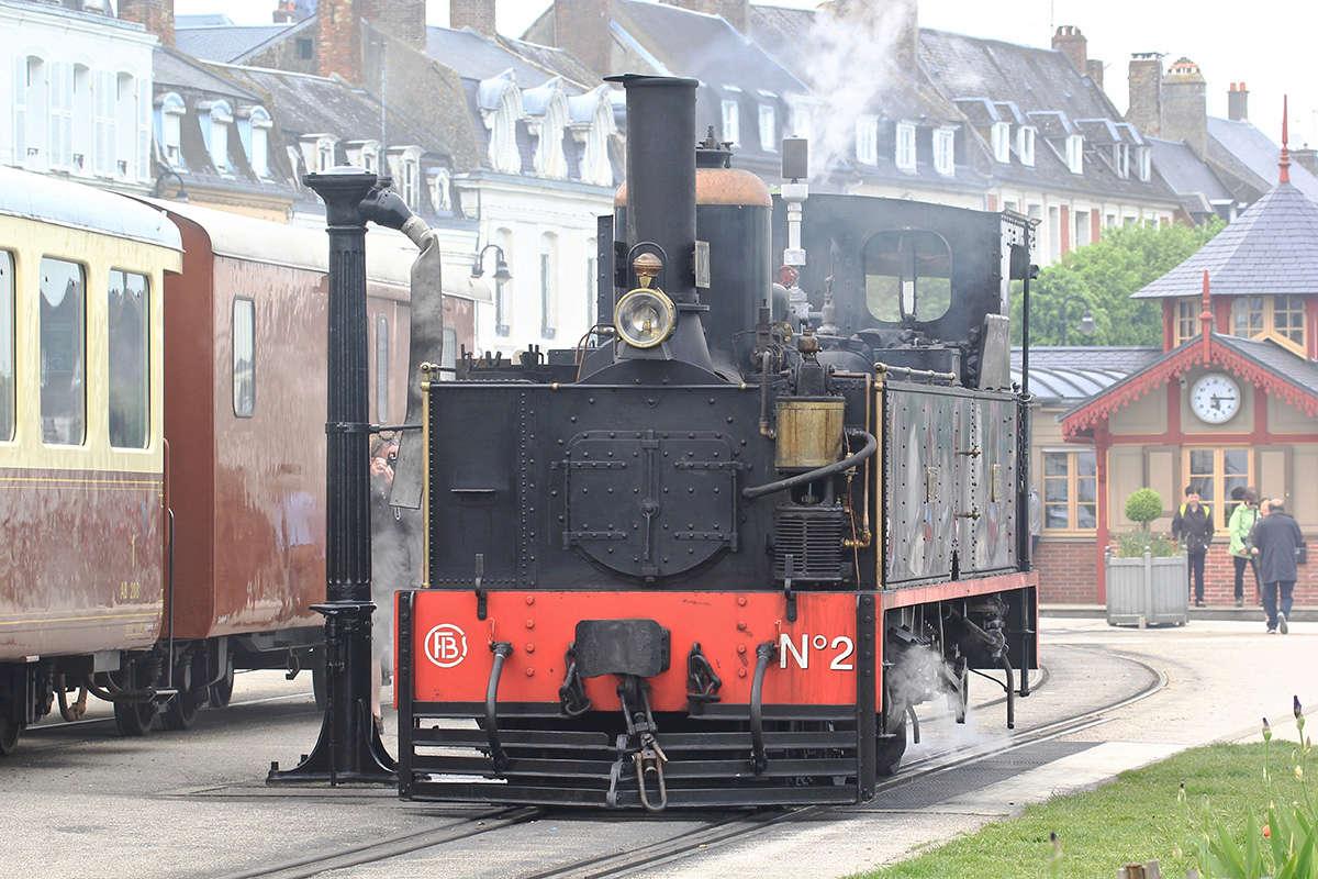 Trains du Chemin de Fer de la Baie de Somme. - Page 2 Img_7139
