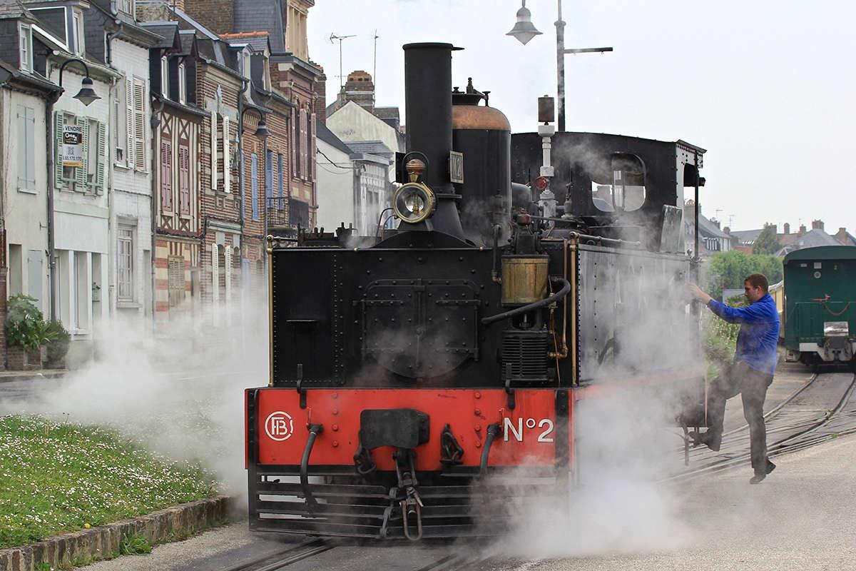 Trains du Chemin de Fer de la Baie de Somme. - Page 2 Img_7145