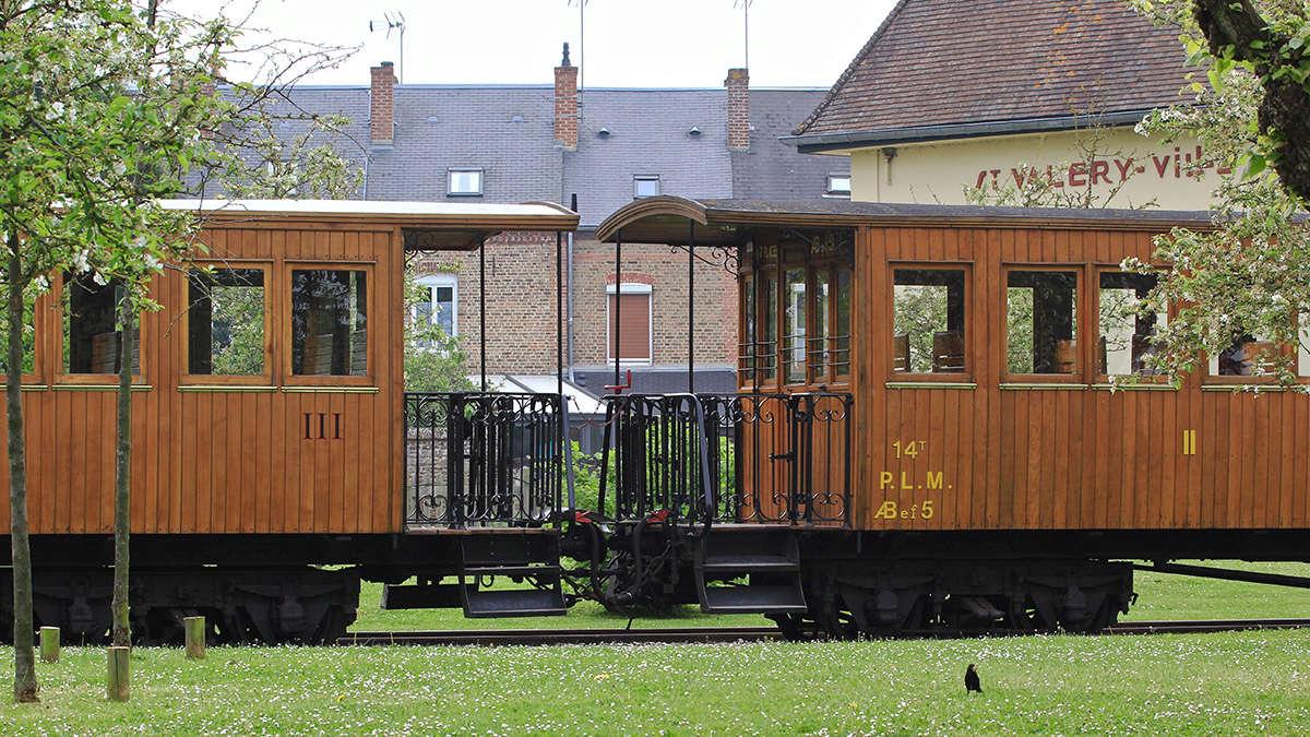 Trains du Chemin de Fer de la Baie de Somme. - Page 2 Img_7146