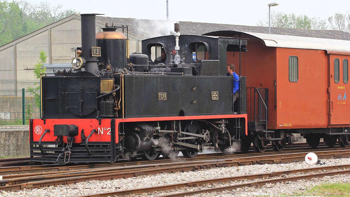 Trains du Chemin de Fer de la Baie de Somme. - Page 3 Img_7149