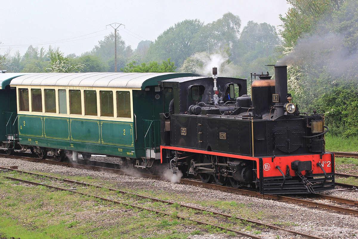 Trains du Chemin de Fer de la Baie de Somme. - Page 3 Img_7151