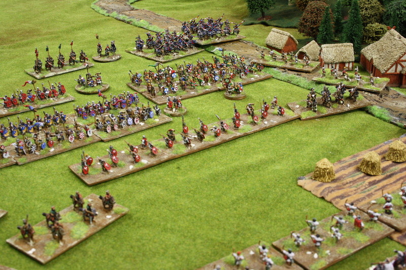 KoW 10 mm chute de l'empire romain courant avril  E11
