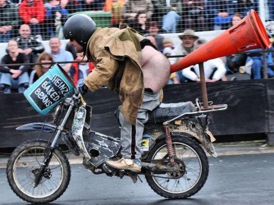 La 14ème promotion motocycliste de la Police Nationale  Url10