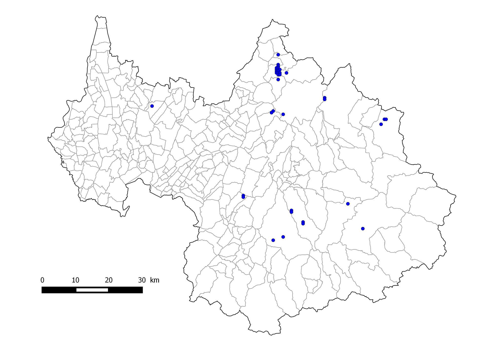 Cartographie préalable des Dactylorhiza de Savoie Cdmac11