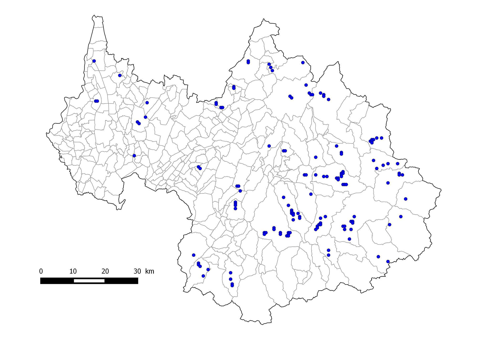 Cartographie préalable des Dactylorhiza de Savoie Cdmaj11