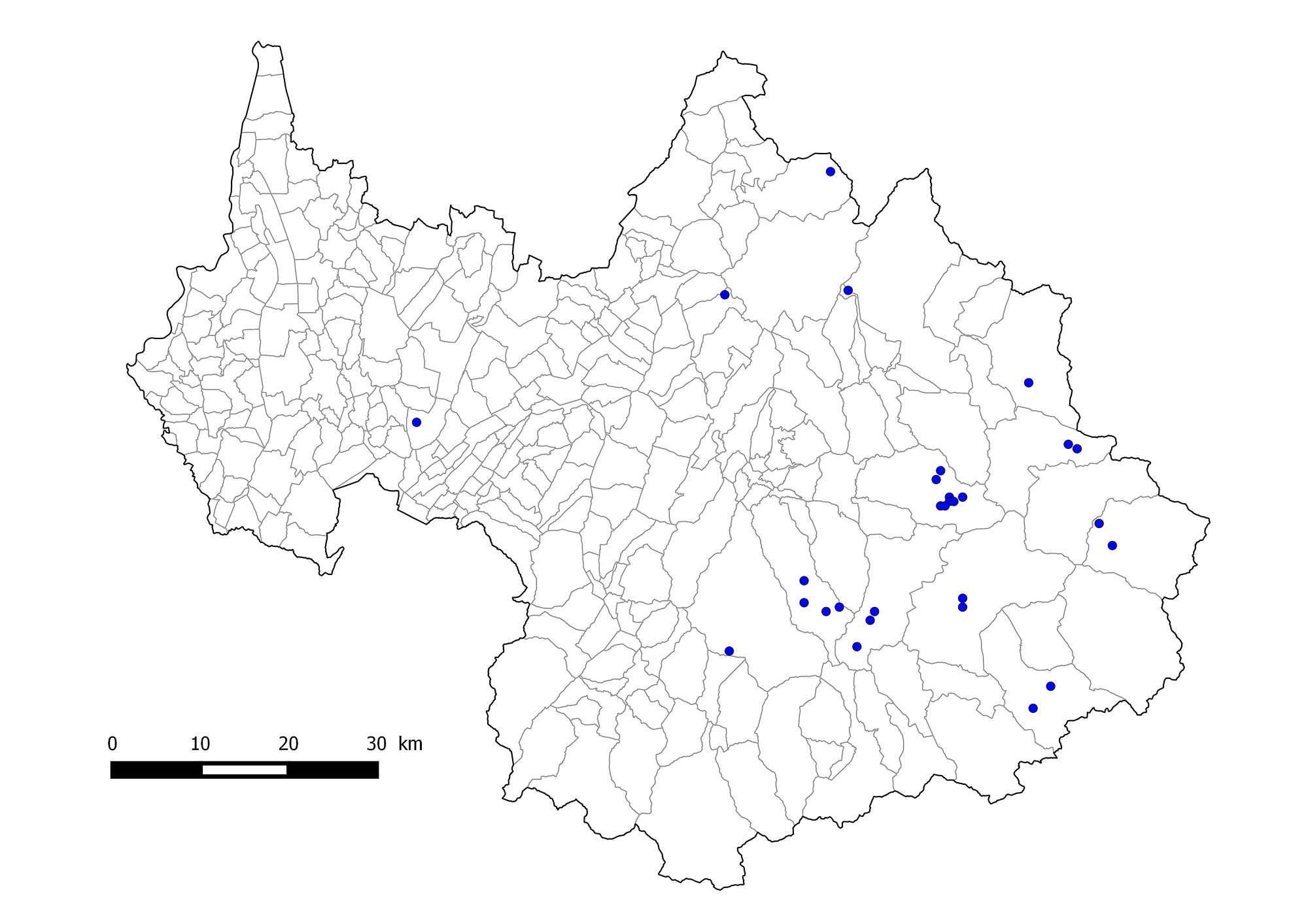 Cartographie préalable des Dactylorhiza de Savoie Cdvir10