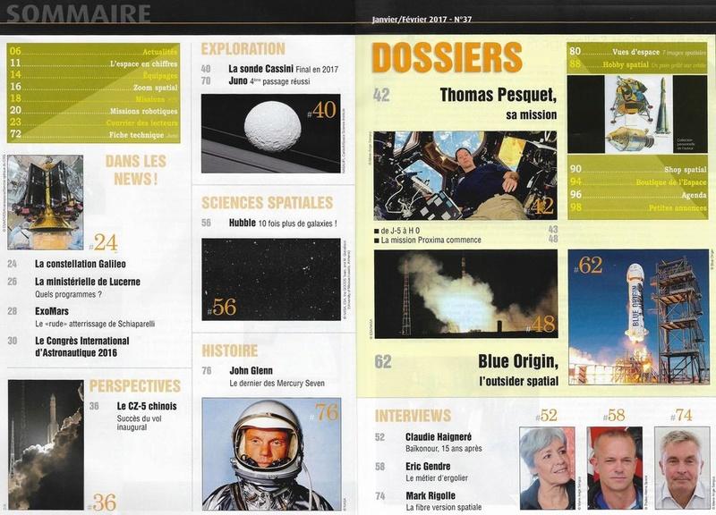 Espace & Exploration n°37: Blue Origin 17010011