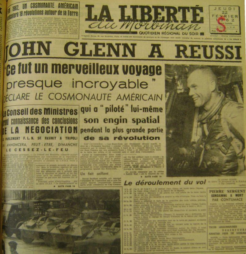 John Glenn nous a quittés 62022210