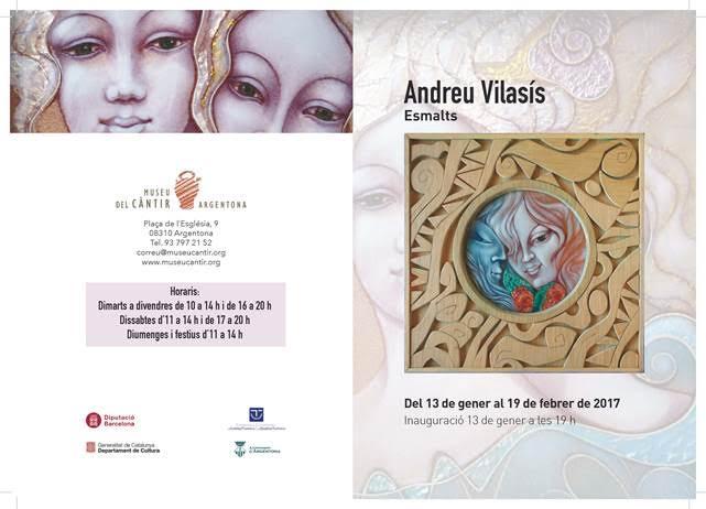 EXPOSICIÓN ESMALTES ANDREU VILASÍS 10