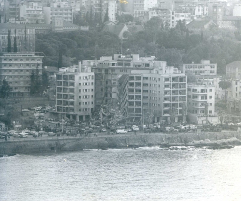 """[Opérations diverses] Beyrouth lors des missions """"Olifan"""" - Page 3 Img02911"""