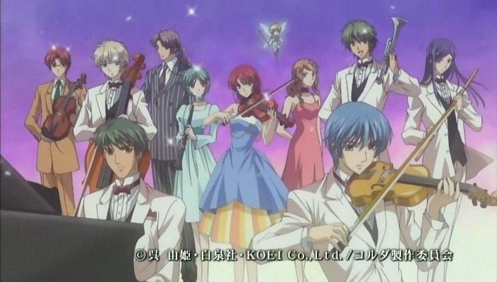 Anime: La Corda d'Oro 11110