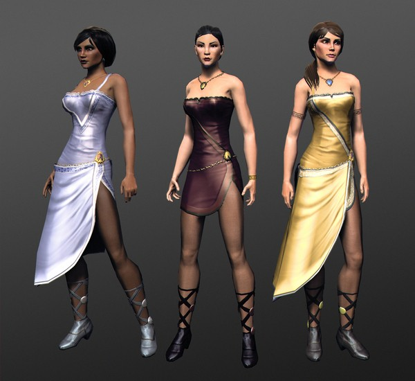 New screens of upcoming Formal and Mercenary outfits! 14006810