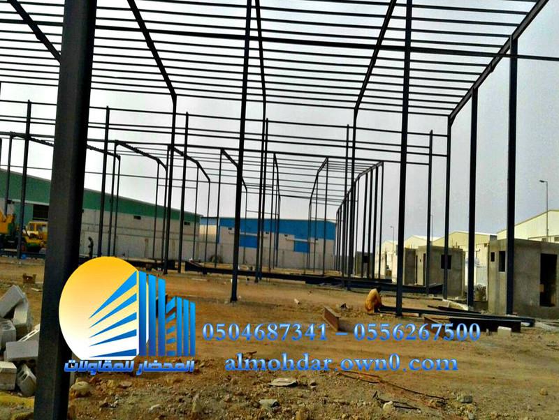 الهناجر - مستودعات مصانع معارض قاعات 2eu1210