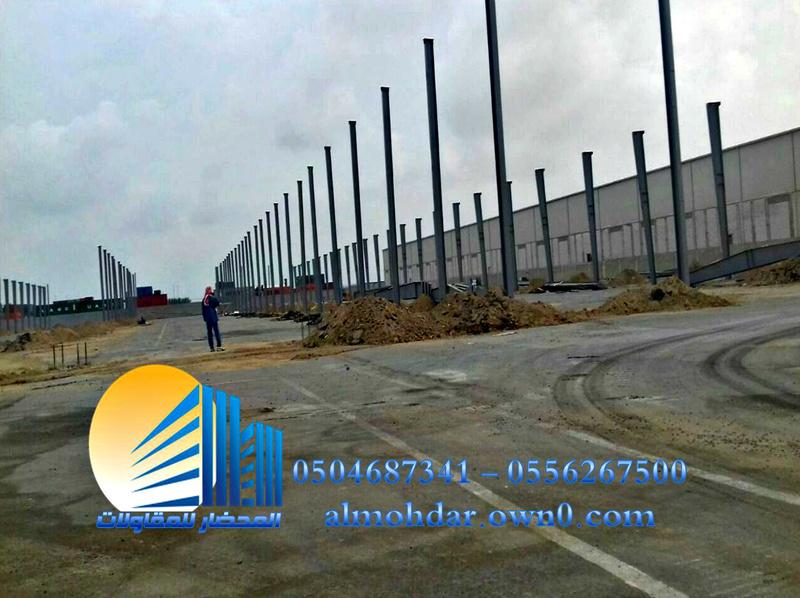 الهناجر - مستودعات مصانع معارض قاعات 2eu1510