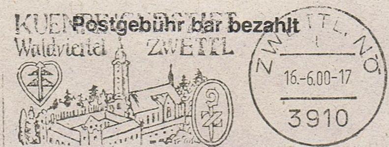 Text auf Stempel von Zwettl NÖ ? Ata-0110