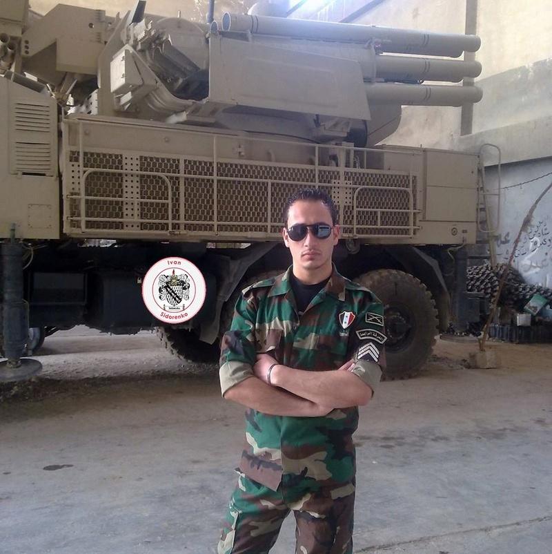 Armée Syrienne / Syrian Armed Forces / القوات المسلحة السورية - Page 22 Cxveji11