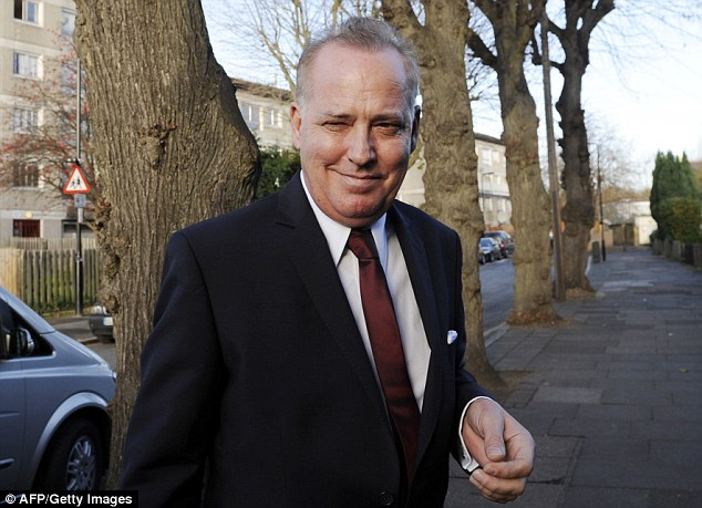 Michael Barrymore demands £2.5 million compensation for 'wrongful arrest' re Stuart Lubbock death - but Essex Police only offer £1  (Daily Mail & Daily Mirror, 21 Dec 2016)   Lubboc10